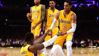 Lakers Host Grizzlies on Tuesday