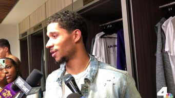 Lakers Players Talk About Tyson Chandler and Win Over Wolves
