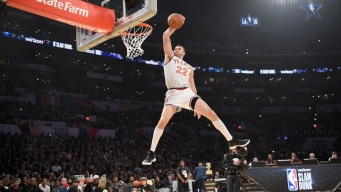 Highlights: Mitchell Wins Slam Dunk Contest