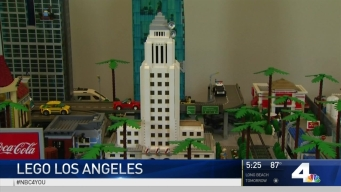 Lego LA Impresses Los Angeles