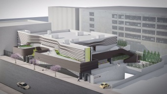 Little Tokyo Opening New Gym and Community Center