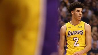 Lakers Quiet Wizards, Win 102-99 in OT