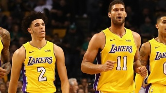 Lakers: Lonzo Ball, Brook Lopez Medically Cleared