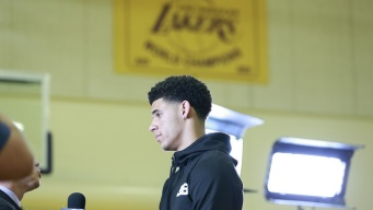 Lonzo Ball: 'The New Face of the Lakers'