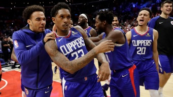 Lou Williams Clips Nets With Game-Winning Three-Pointer