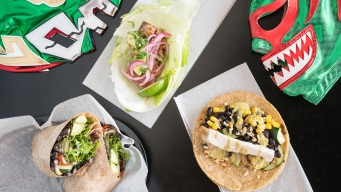 In This Corner: Lucha Libre Opens in Carlsbad