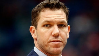 Former Lakers Coach Luke Walton Sued for Sexual Assault
