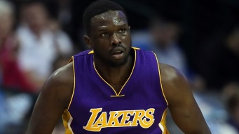 Lakers Waive Luol Deng Midway Through $72M Deal