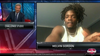 Melvin Gordon FaceTimes Fred Roggin After Chargers Loss