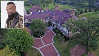 Mr. T's Former Suburban Chicago Mansion Listed for $7.5M`