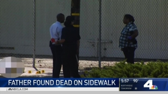 Man Found Dead on Sidewalk in Gardena