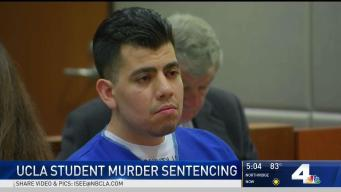 Man Gets Life for Killing UCLA Student