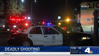 Man Killed in Liquor Store Shooting