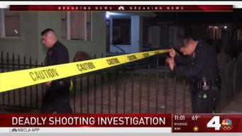 Man Killed in South LA Alley Shooting