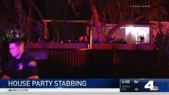 Man in Custody After House Party Stabbing