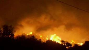 Many Schools Closed, Evacuated in Santa Barbara County Due to Thomas Fire