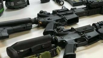 Marathon Runners Threatened With Replica Firearms