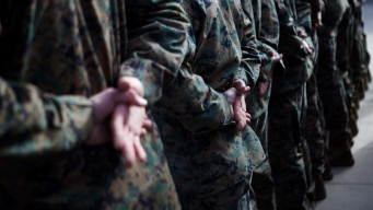 Marines to Be Fitted With Flame-Resistant Uniforms