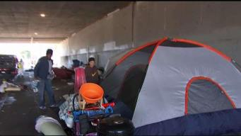 Mayor Garcetti Asks for Help With LA's Homeless Crisis
