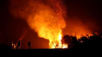Biggest Wildfire on Record in California Is Fully Contained