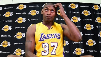 Magic Johnson No Longer Interested in World Peace