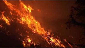 More Evacuations Ordered Due to Thomas Fire
