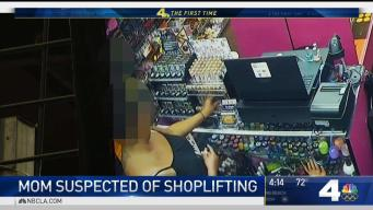 Mother Steals Makeup From Victorville Store