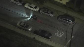 Motorcyclist Arrested After Long Beach Pursuit