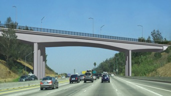Weekend Closure Looms for 405 Freeway