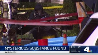 Mystery Substance Found in Irvine Home