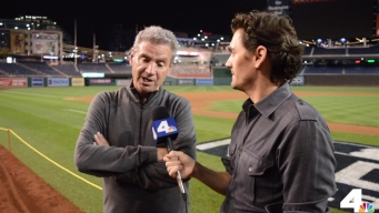 NBC4 Postgame Playoff Wrap Up NLDS Game 3