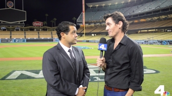 NBC4 Dodgers Postgame Playoff Wrap Up - NLDS Game 1