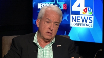 Newsconference: John Cox Part One