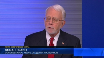 NewsConference Extra: Congressional Medal of Honor Foundation Opens Office in LA