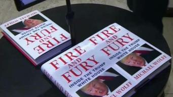NC Extra: Could 'Fire and Fury' Impact Midterm Elections?