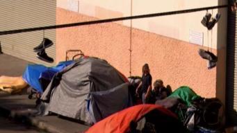 NC Extra: Craig Melvin Talks Homelessness in LA