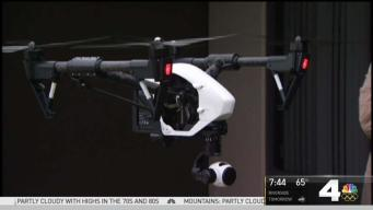 NC Extra: Drones in the Police Force