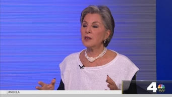 """NewsConference US Senator Boxer """"It's all at Stake"""""""