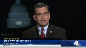 NewsConference Becerra, Trump Confrontation or Cooperation?
