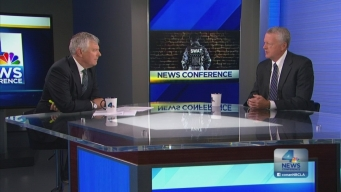 NewsConference National Blue Print Needed to Battle Terrorism