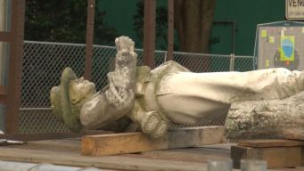 Time Capsule Found in Confederate Statue
