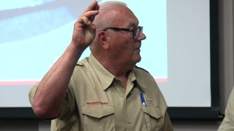 Man Receives Eagle Scout Badge 50 Years Later