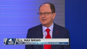 NewsConfenece USC President on the State of Higher Education