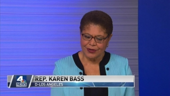 NewsConference Rep. Bass on Trump, Syria, Poverty Bill