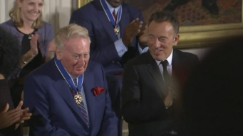 NewsConference: Medal of Freedom Recipients