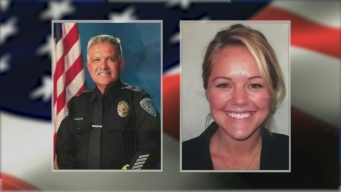 NewsConference In Memory of Two Palm Springs Officers