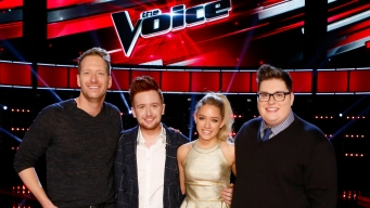 'The Voice': Top 4 Revealed