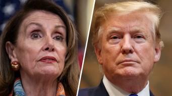 Dem Leaders Stress More Trump Probes, Downplay Impeachment
