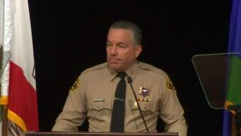 NewsConference: New LA County Sheriff, New Vision