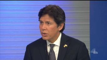 NewsConference: Kevin de Leon on Immigration Reform